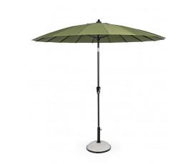 Parasol Atlanta Ø2.7m, color antracita-olive