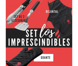 "SET ""LOS IMPRESCINDIBLES"""