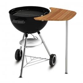 Mesa lateral Weber® para barbacoas de carbón