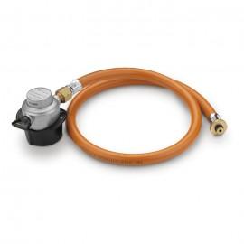Kit 3 en 1, adaptador y manguera de gas para Weber Q1000, Go Anywhere y Performer Deluxe