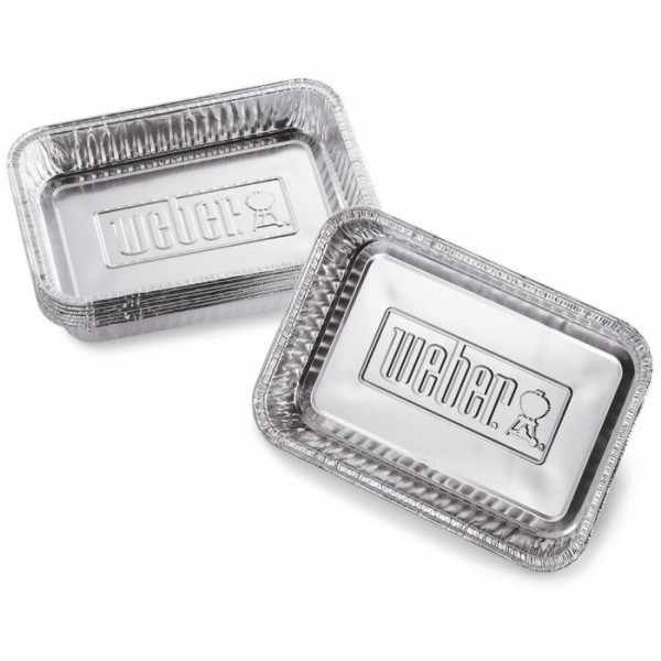 Bandejas de aluminio pequeñas