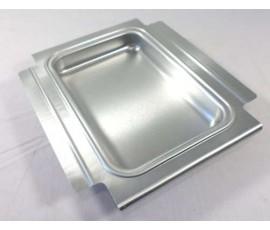 Soporte barqueta aluminio para Q series 100 y 1000