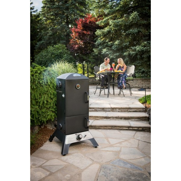 Barbacoa Broil King® Vertical Gas Smoker
