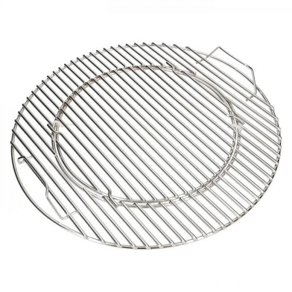 Parrilla GBS para barbacoas de carbón Weber Ø 47 cm